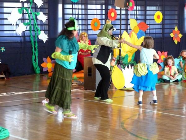 Fotografie z artykułu: Dzień Dziecka w naszej szkole!