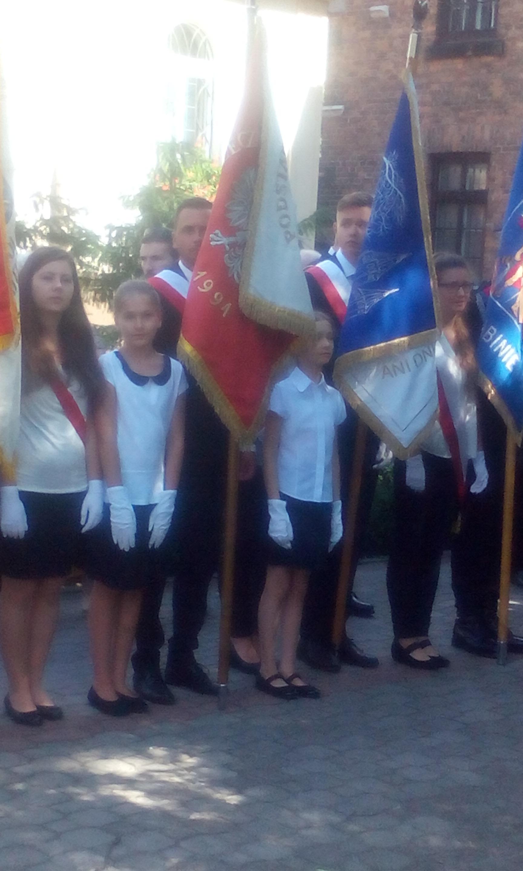 Fotografie z artykułu: Obchody 35. rocznicy powstania NSZZ 'Solidarność'