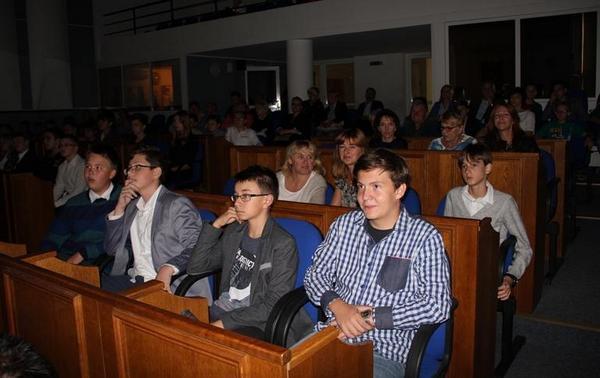 Fotografie z artykułu: XI inauguracja projektu DELTAKLUB