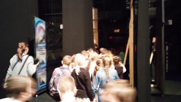 Fotografie z artykułu: W teatrze