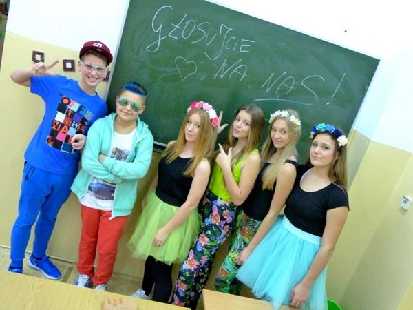 Fotografie z artykułu: Jesteśmy w ESKA TV! Głosuj na nas!