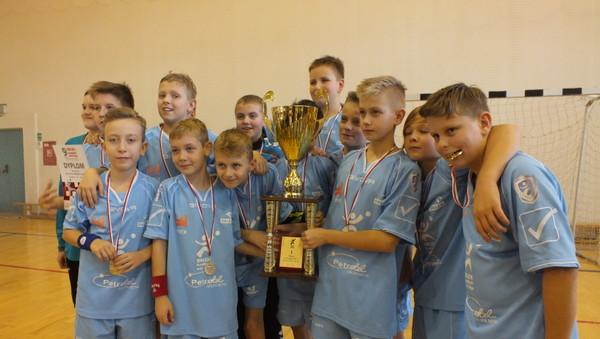 Fotografie z artykułu: SP23 wygrała ligę!