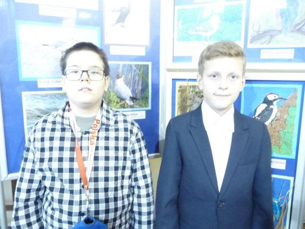 Fotografie z artykułu: Sukcesy w konkursach Ligi Ochrony Przyrody