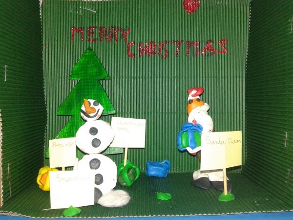 Fotografie z artykułu: 'Magic Christmas'.
