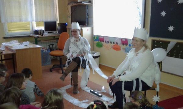 """Fotografie z artykułu:  """"W zimowej krainie zajączka Dobrusia"""""""