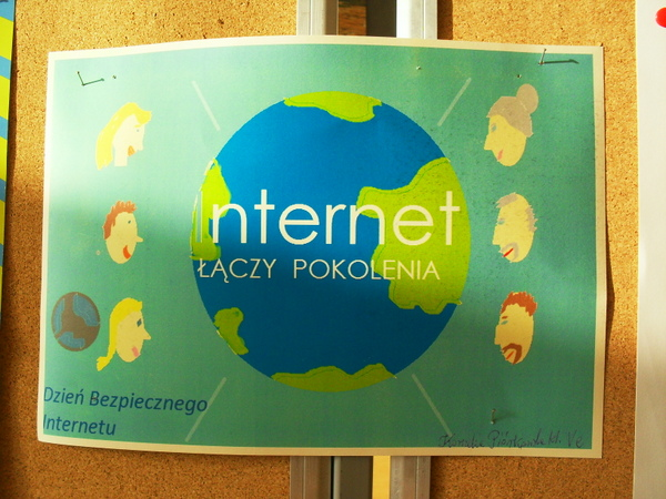 Fotografie z artykułu: Dzień Bezpiecznego Internetu