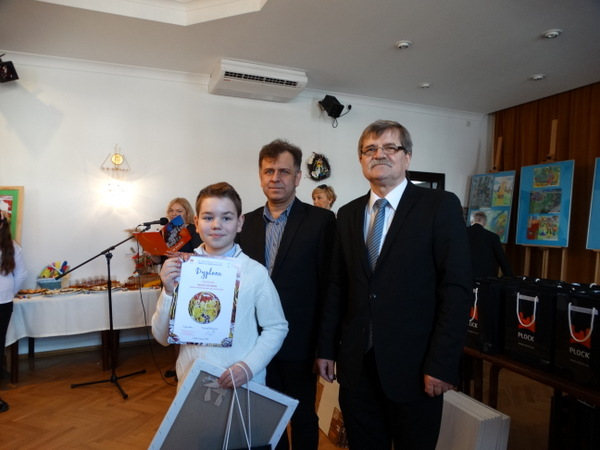 Fotografie z artykułu: I nagroda w Ogólnopolskim Konkursie Plastycznym!