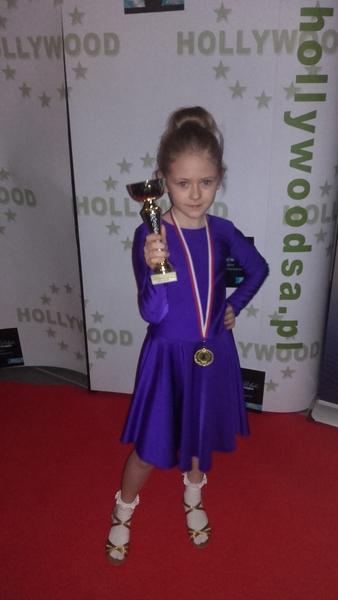 Fotografie z artykułu: Puchar Polski w Sportowym Tańcu Towarzyskim