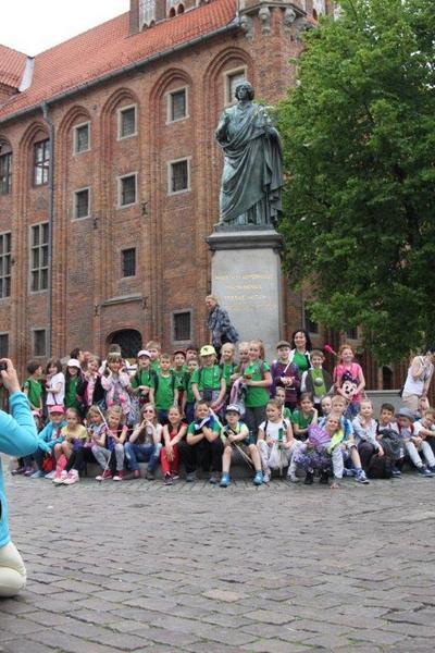 Fotografie z artykułu: Pan Kopernik, piernik i dinozaury czyli wycieczka w nieznane.