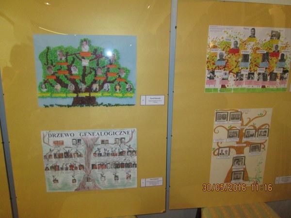 Fotografie z artykułu: Moja Rodzina – drzewo genealogiczne