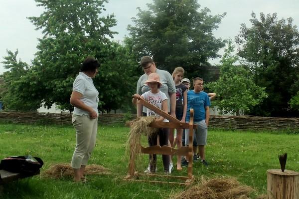 Fotografie z artykułu: Zajęcia edukacyjne w Sierpcu