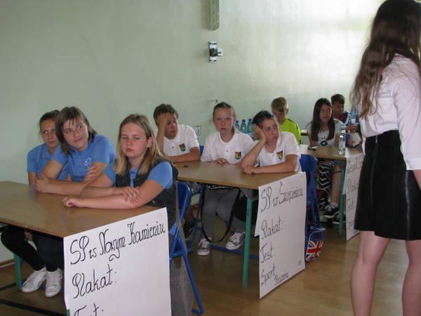 Fotografie z artykułu: XIV Powiatowy Międzyszkolny Konkurs Ekologiczny