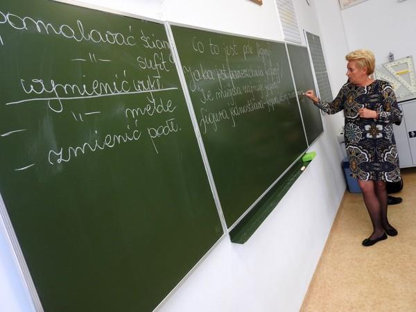 Fotografie z artykułu: 'Lekki plecak' nabiera rozgłosu