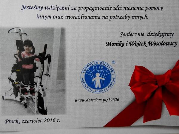 Fotografie z artykułu: WYNIKI KONKURSU ZBIÓRKI KORKÓW- PLASTIKOWYCH NAKRĘTEK! 1243 kg 313g- zbiórka korków 2015/2016 !!!