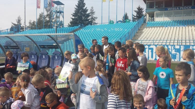 Fotografie z artykułu: Wszyscy na stadion!
