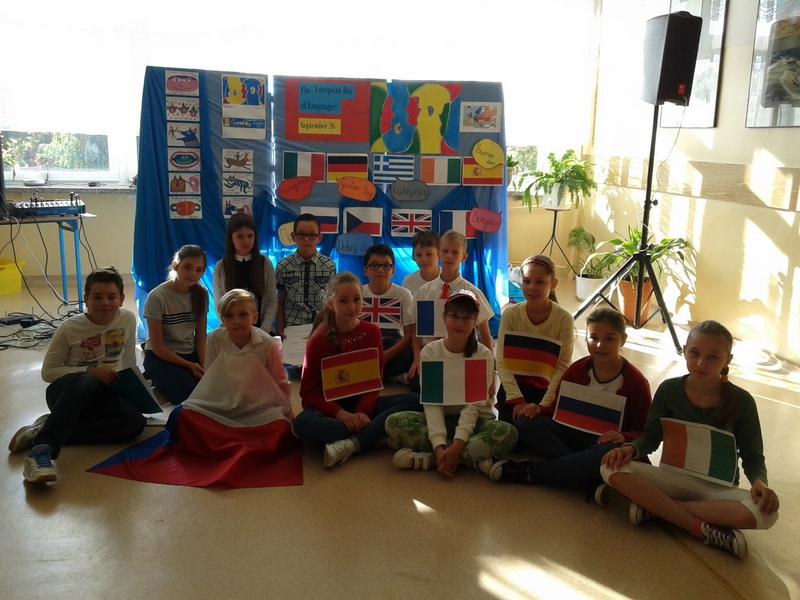 Fotografie z artykułu: Europejski Dzień Języków