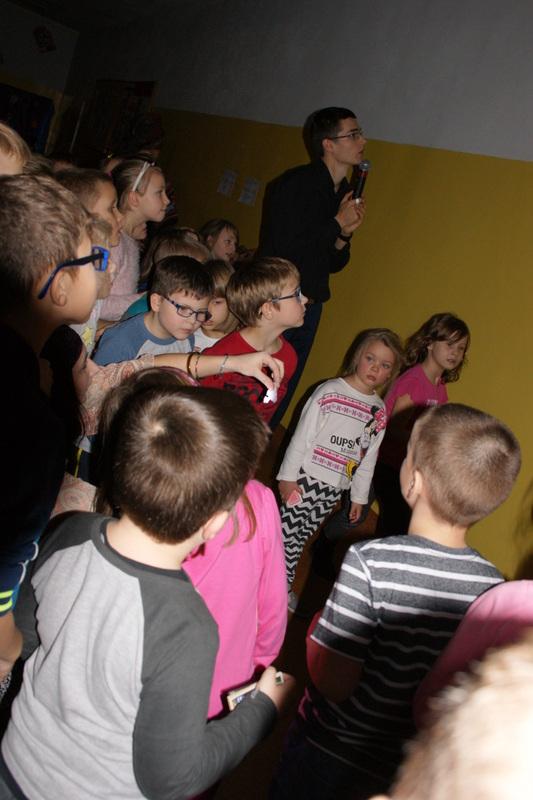 Fotografie z artykułu: Andrzejki w świetlicy szkolnej