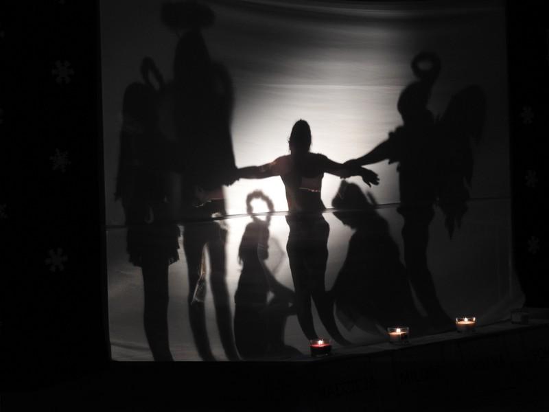 Fotografie z artykułu: Betlejemskie Światło Pokoju