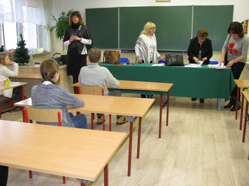 Fotografie z artykułu: Młodzi matematycy stają w konkursowe szranki
