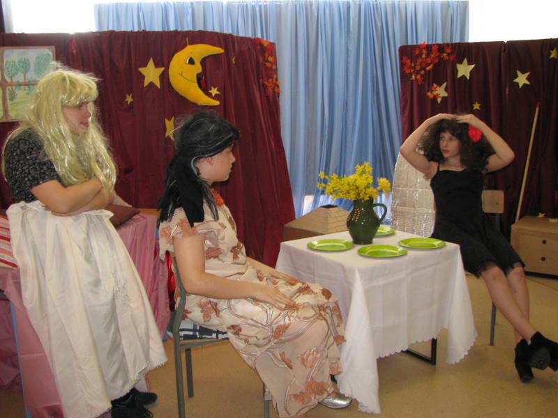 Fotografie z artykułu: Cinderella czyli Kopciuszek