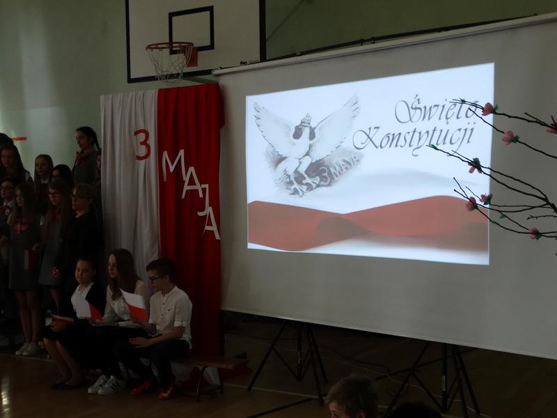 Fotografie z artykułu: Święto Konstytucji 3 Maja.