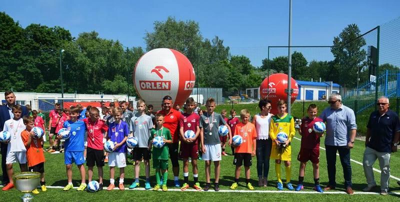 Fotografie z artykułu: V ORLEN Szkolna Liga MDK 2016/2017