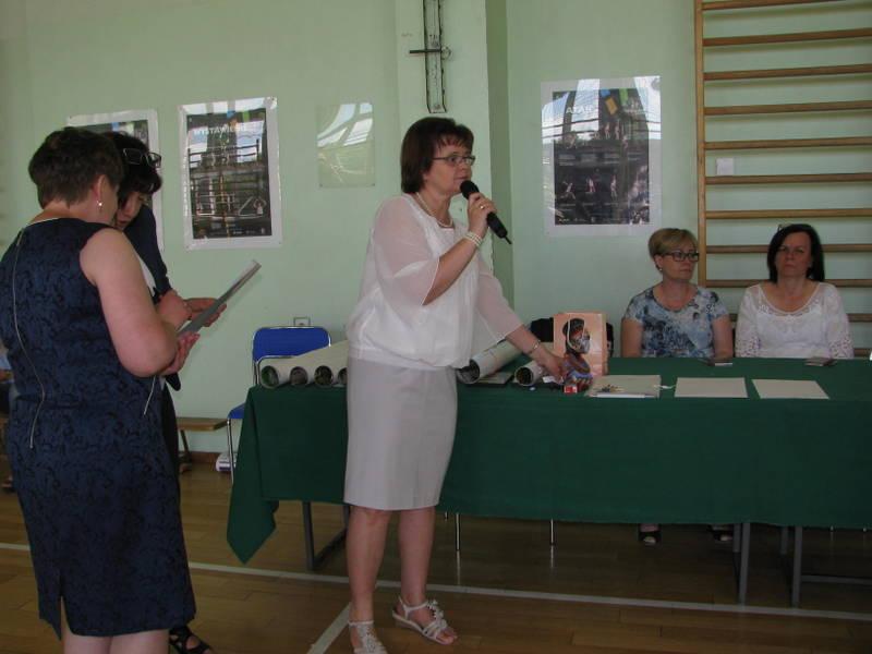 Fotografie z artykułu: XV Powiatowy Międzyszkolny Konkurs Ekologiczny