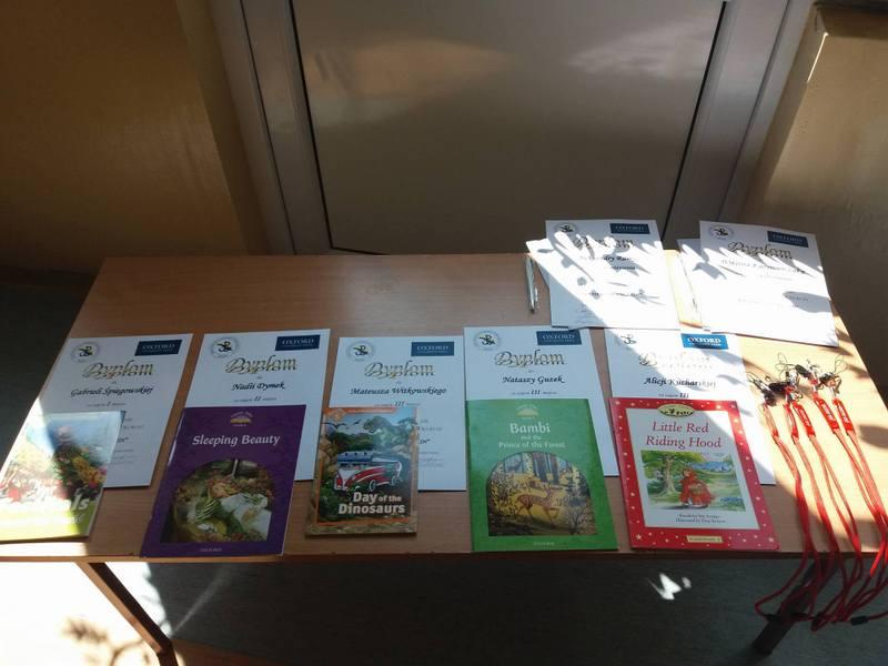 Fotografie z artykułu: I edycja szkolnego konkursu z języka angielskiego 'Masters of English'