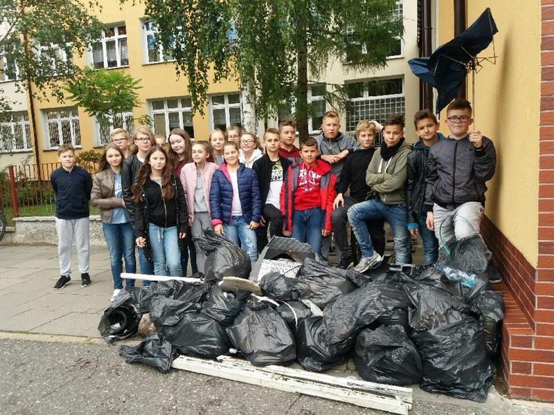 Fotografie z artykułu: Sprzątanie Świata 2017