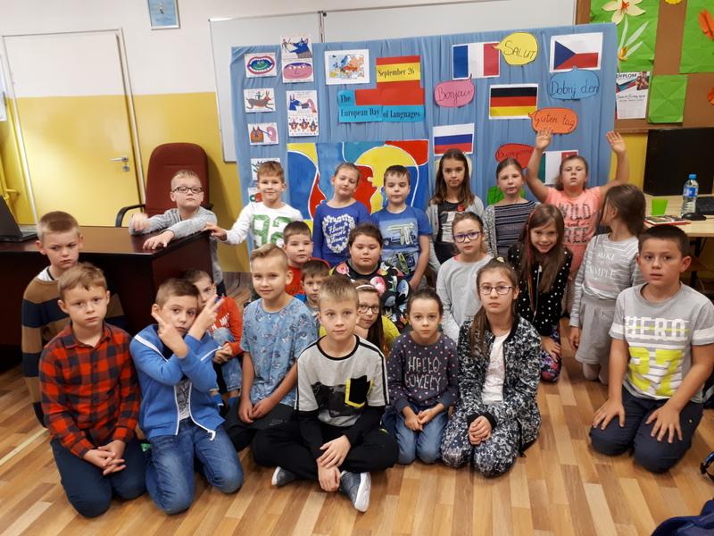 Fotografie z artykułu: Europejski Dzień Języków 2017