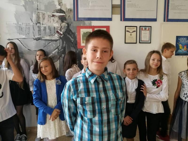 Fotografie z artykułu: Niezwykła lekcja historii