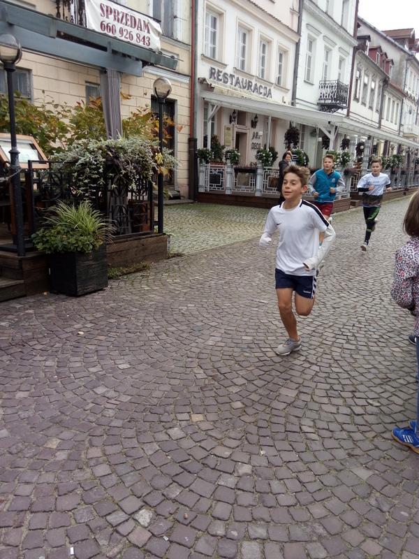 Fotografie z artykułu: Biegniemy w XXVI Biegu Tumskim