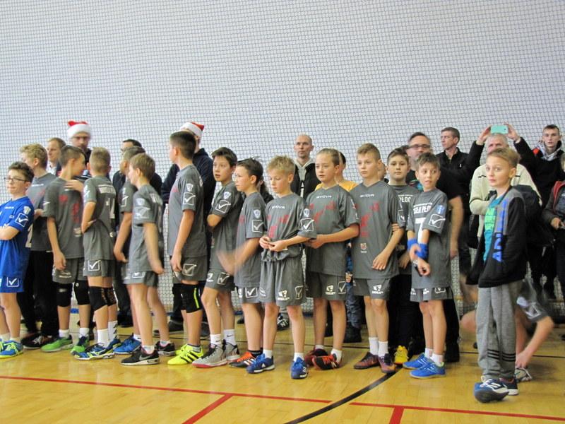 Fotografie z artykułu: Drużyna chłopców z VS wygrywa ORLEN HANDBALL MINI LIGĘ!