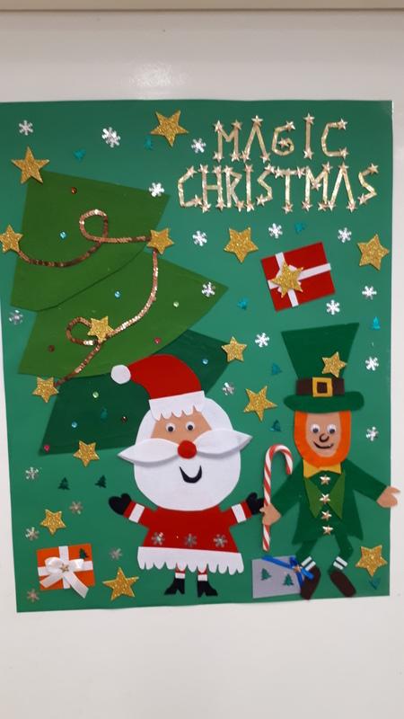 Fotografie z artykułu: 'Magic Christmas'
