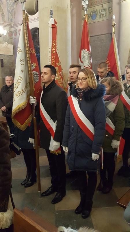 Fotografie z artykułu: Obchody Narodowego Dnia Pamięci Żołnierzy Wyklętych