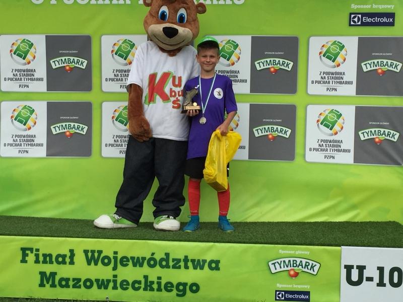 """Fotografie z artykułu: """"Z Podwórka na Stadion o Puchar Tymbarku"""""""