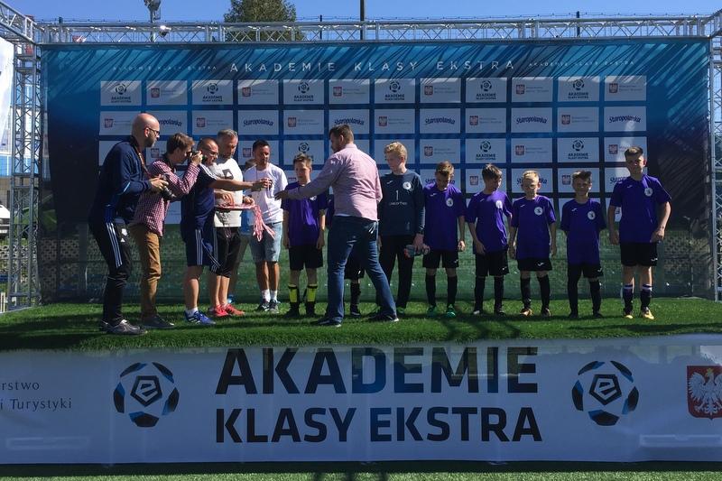 Fotografie z artykułu: Akademia Klasy Ekstra znów gościła w Płocku