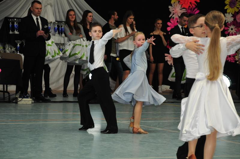 Fotografie z artykułu: Awans do wyższej klasy tanecznej w 3G!