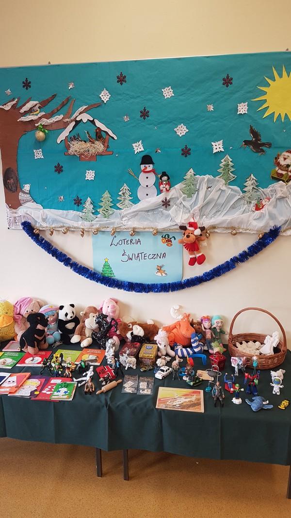 Fotografie z artykułu: Loteria świąteczna