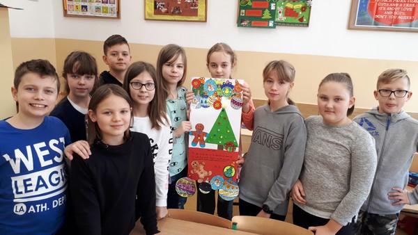 Fotografie z artykułu: Szkolny projekt 'Magic Christmas'