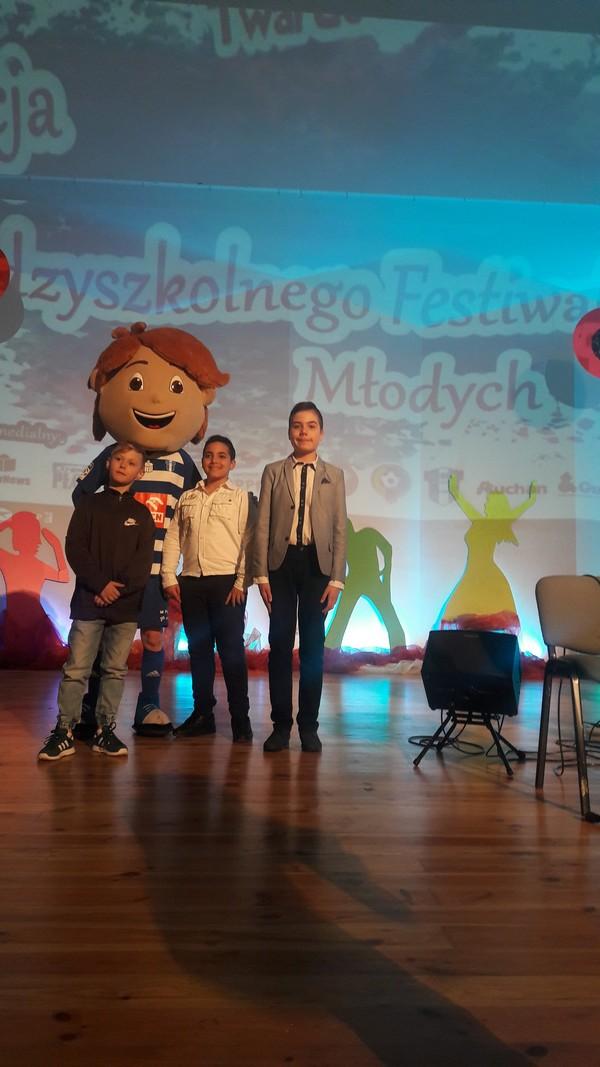 Fotografie z artykułu: Sukces Adama Okraszewskiego!