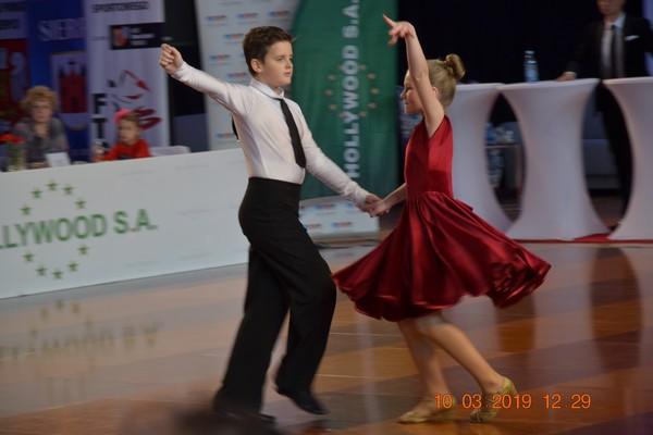 Fotografie z artykułu: Kolejne sukcesy naszych par sportowych w turniejach!!!