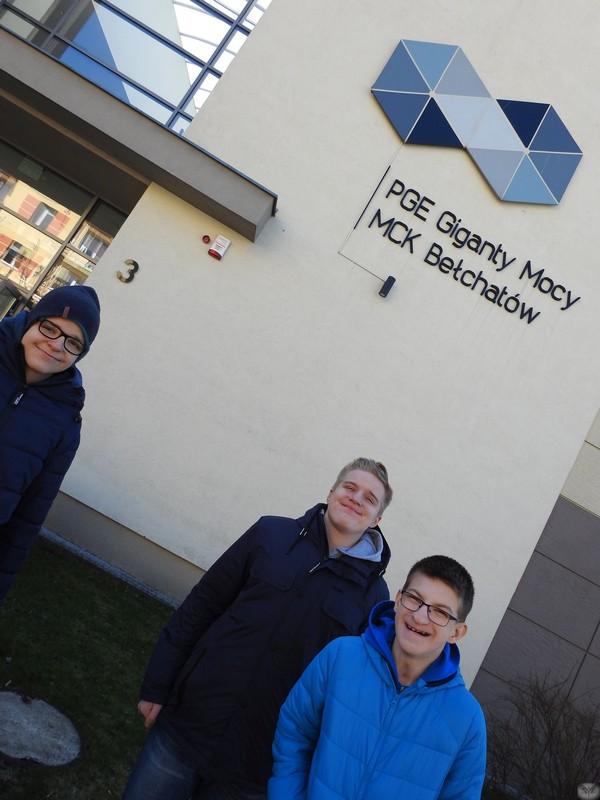 Fotografie z artykułu: VIII a i SOSW nr 2 w Bełchatowie