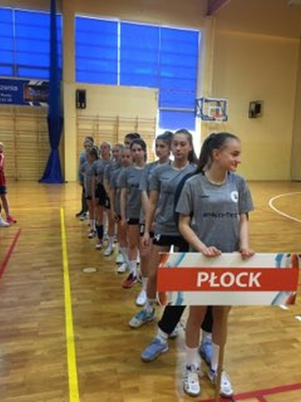 Fotografie z artykułu: XXI Mazowieckie Igrzyska Młodzieży Szkolnej