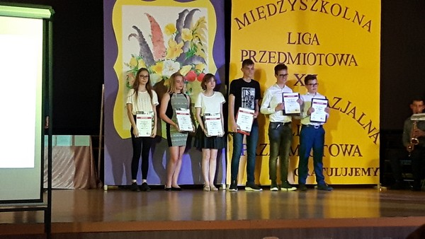 Fotografie z artykułu: Wspaniałe wyniki SP 23 w Międzyszkolnej Lidze Przedmiotowej 2019