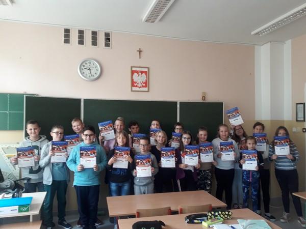 """Fotografie z artykułu: """"Płock na 6"""" klasy 5d"""