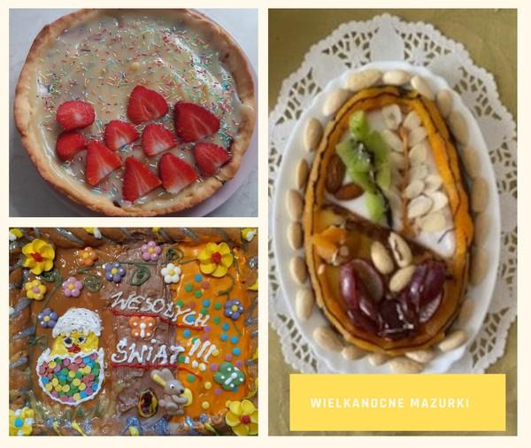 Fotografie z artykułu: Świąteczne mazurki i nie tylko…