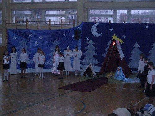 Fotografie z artykułu: W świątecznym nastroju...